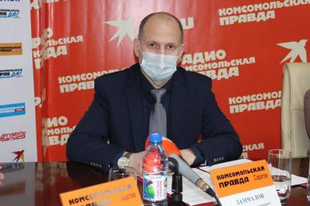 Сергей Замчалов представил социальные проекты АНО